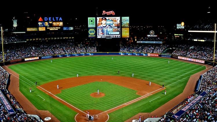 Atlanta Braves Baseball Help Energy Drink
