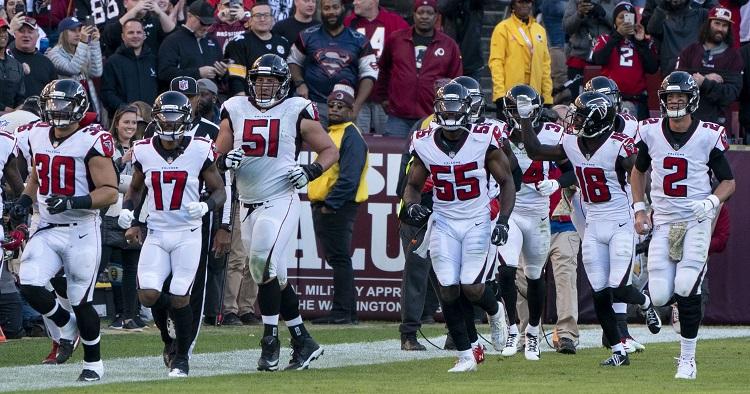 Atlanta Falcons Football Help Energy Drink