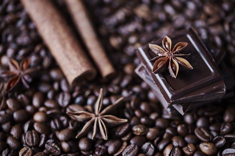 Chocolate and Caffeine