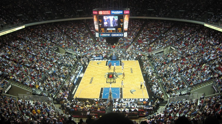 Orlando Magic Basketball Help Energy Drink
