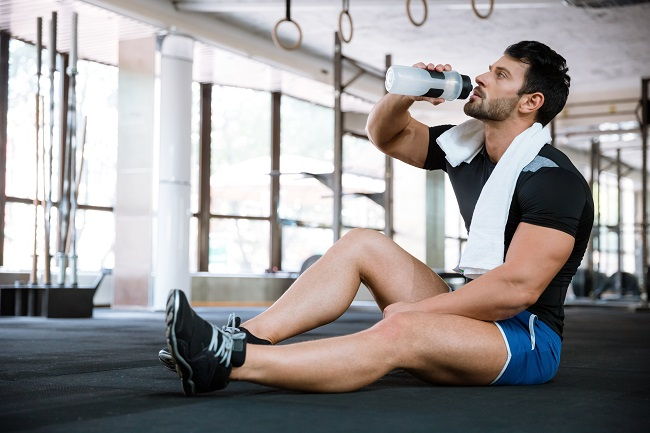 Workout Energy Drink