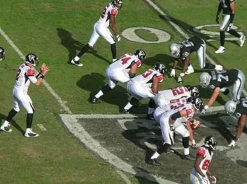 Review on Football Team Atlanta Falcons