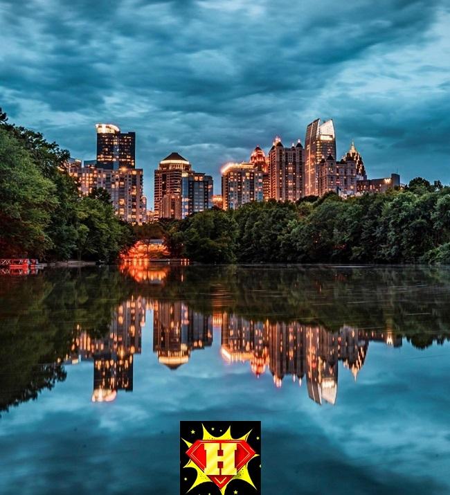 Atlanta energy drink
