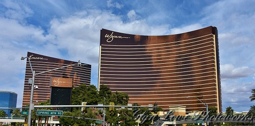 Encore Hotel at Wynn Hotel in Las Vegas