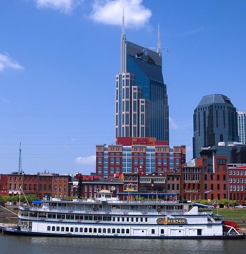 General Jackson Snowboat Cruise in Nashville Tennessee