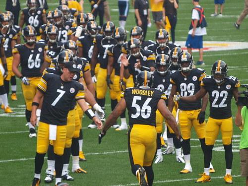Pittsburgh Steelers Like Help