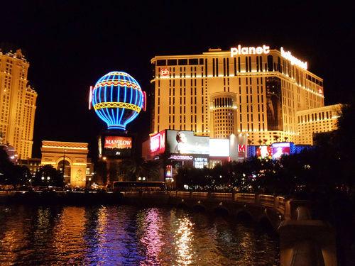 Planet Hollywood Hotel in Las Vegas