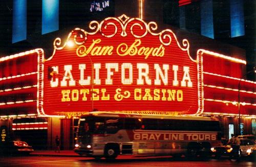 The California Hotel & Casino in Las Vegas