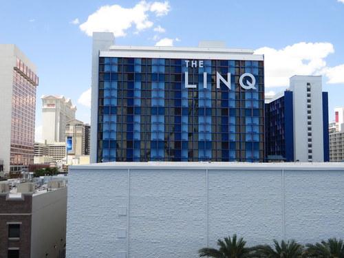 The LINQ Hotel in Las Vegas