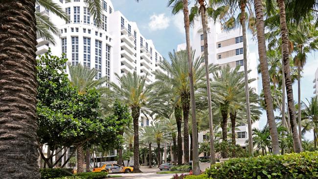 The Loews Hotel in Miami Beach