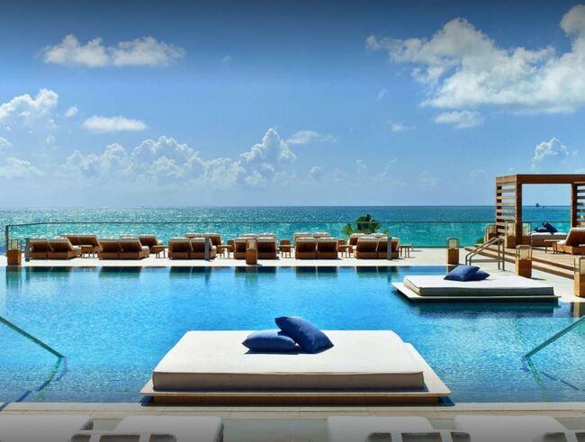 The One Hotel in Miami Beach