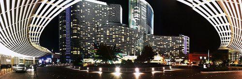 Vdara Hotel in Las Vegas