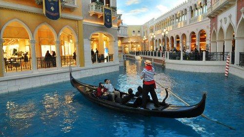 Venetian Hotel in Las Vegas