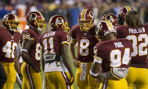 Washington Redskins Like Help