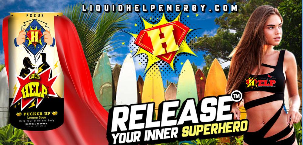 Hawaii energy drink