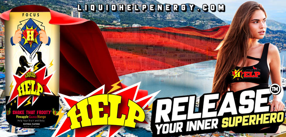 Monaco energy drink