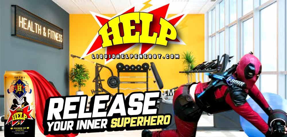 release your inner superhero