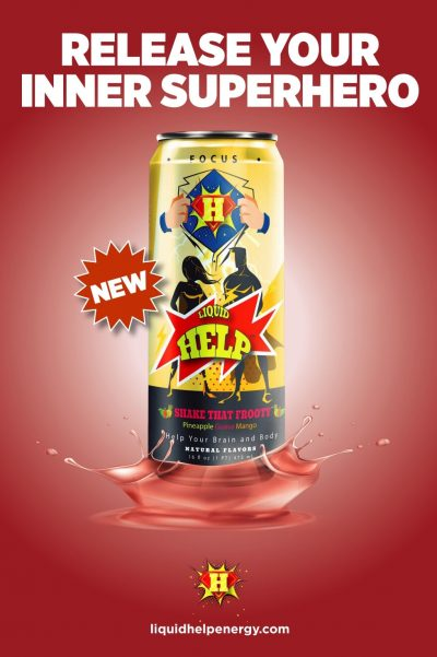 Shake That Frooty Energy Drink