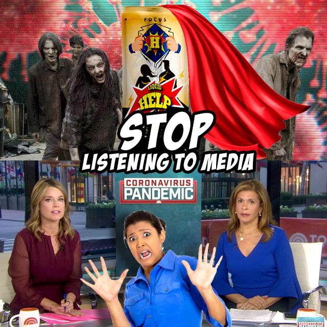Corona Virus Pandemic Media