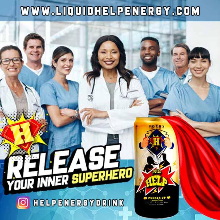 Doctors Energy Drink Discount