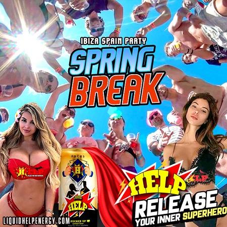 Spring Break things to do in Ibiza Spain
