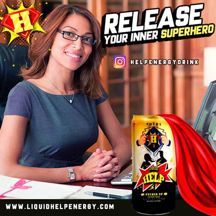 Office Secretaries Energy Drink Discount