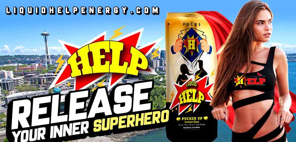 Seattle energy drink