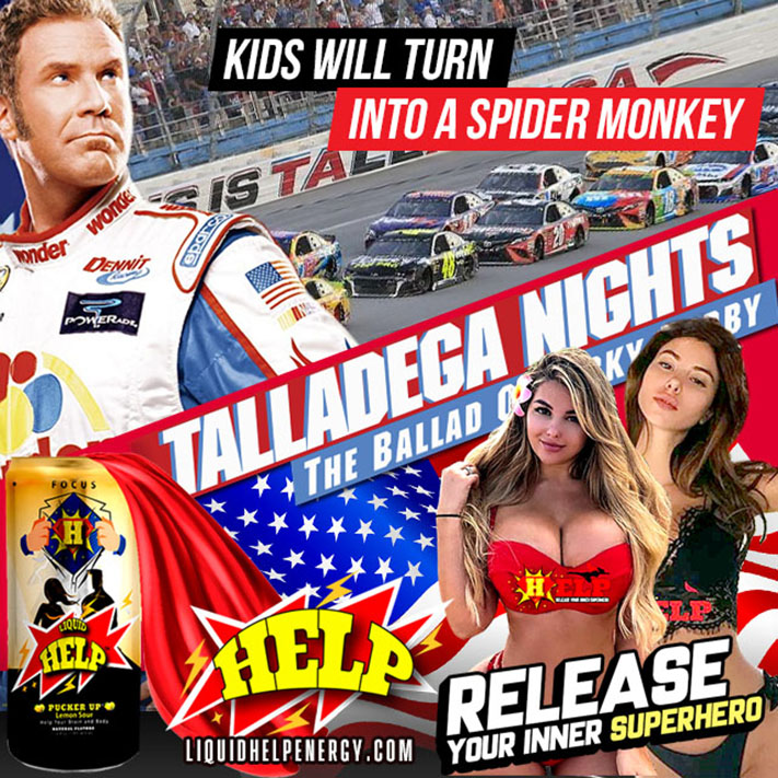 Talladega Alabama Motor Speedway
