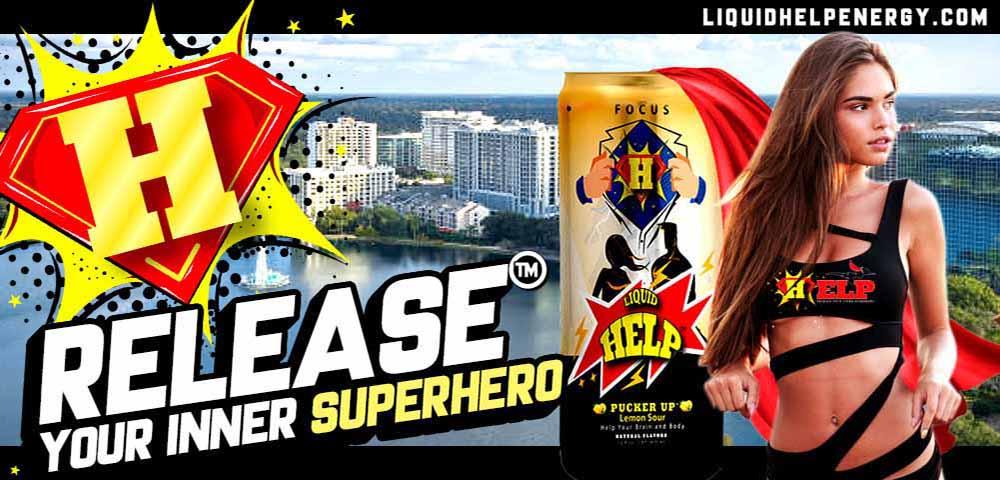 Orlando energy drink