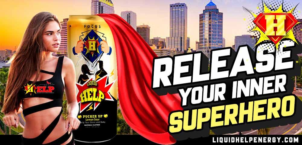 Tampa Energy drink