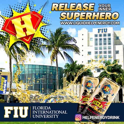 florida international university energy drink