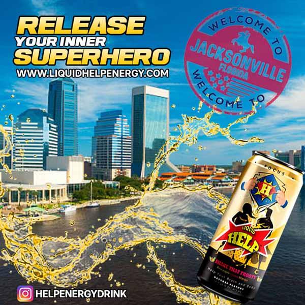 Jacksonville Energy Drink