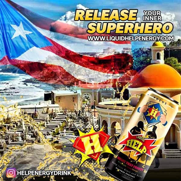 Puerto Rico energy drink