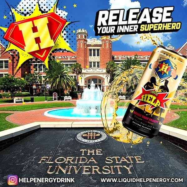 florida state university energy drink
