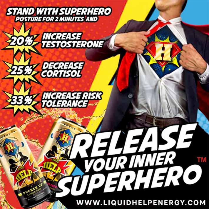 superhero drink