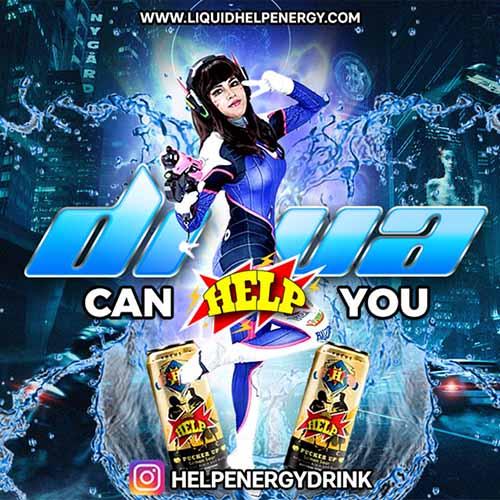 gamers energy drink