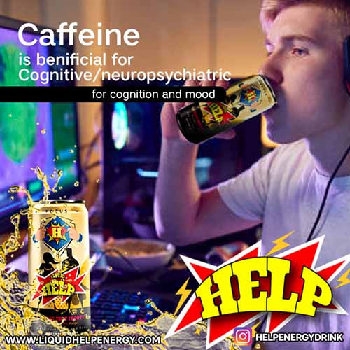 gamer fuel caffeine