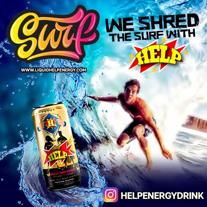 Energy Drink Surfers