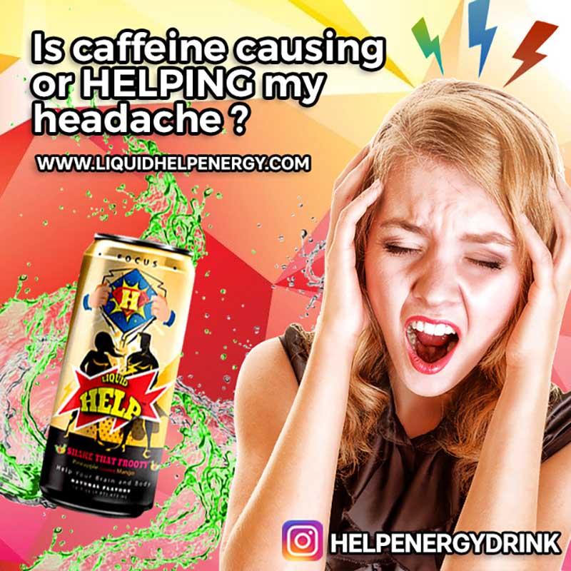 Help Headache Caffeine