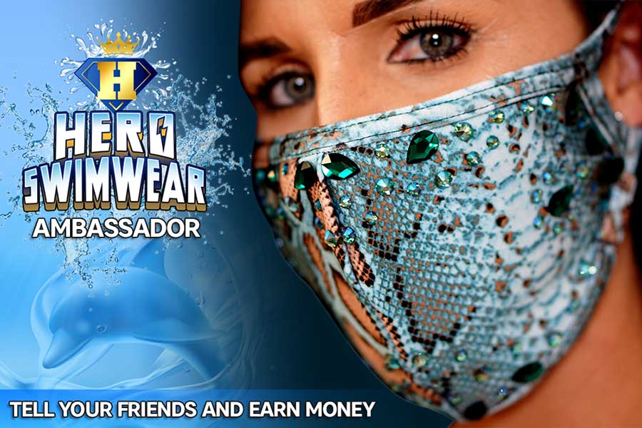 hero ambassadors mask