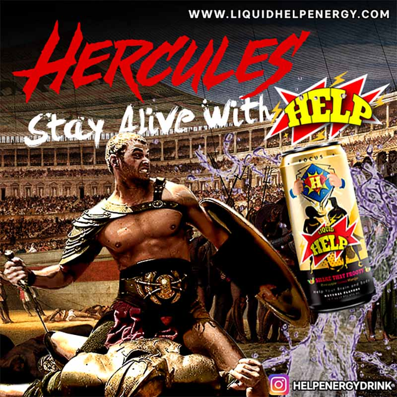 Hercules Stay Alive