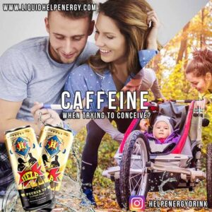 caffeine doesnt stop conceiving