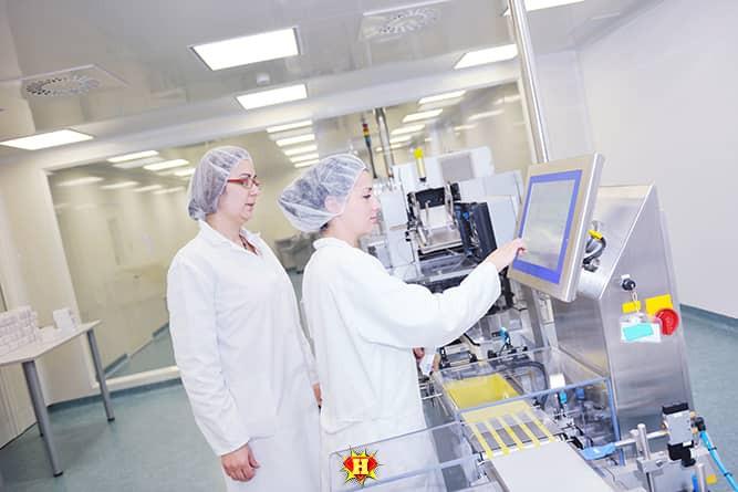 beverage industry machine computer