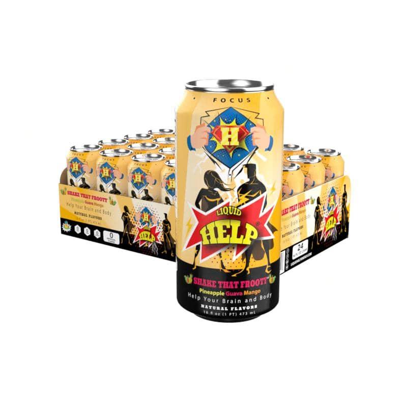 Liquid Help Drinks Shake That Frooty 24pk