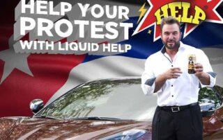 cuba libre protesters donations