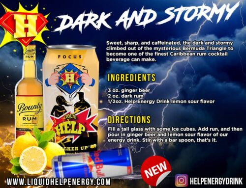 Energy Drink And Alcohol Recipes